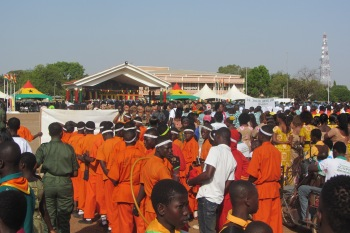 Ghana Independence Day celebrations Tamale 2013